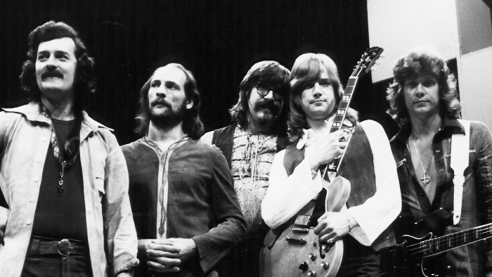 UNSPECIFIED - JANUARY 01: Photo of MOODY BLUES (Photo by Gems/Redferns)