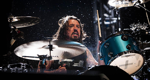 9. Dave Grohl