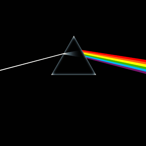 1. The Dark Side of the Moon (1973)